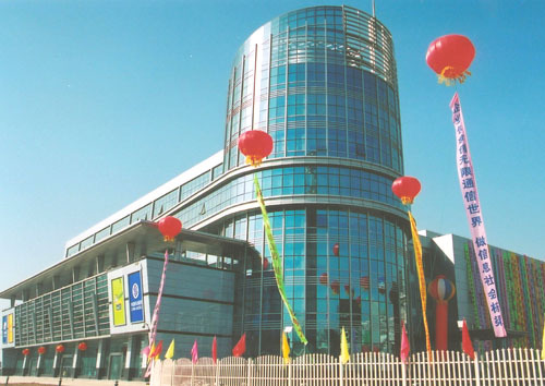 中国移动宁夏分公司体育馆NFC手机188bet金博宝app门禁系统
